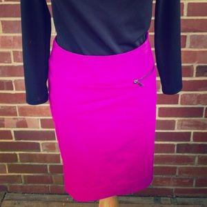 Ann Taylor Pink Skirt